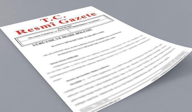 Üniversitelerle ilgili kararlar Resmi Gazete'de