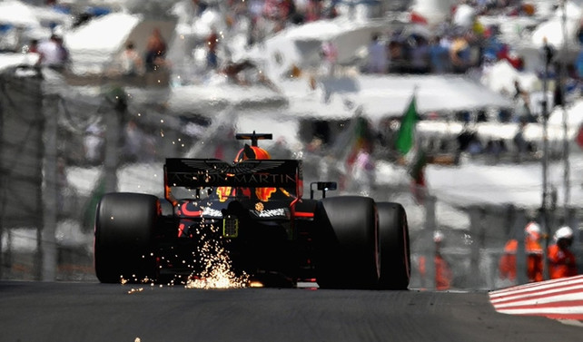 Monaco'da pole pozisyonu Ricciardo'nun