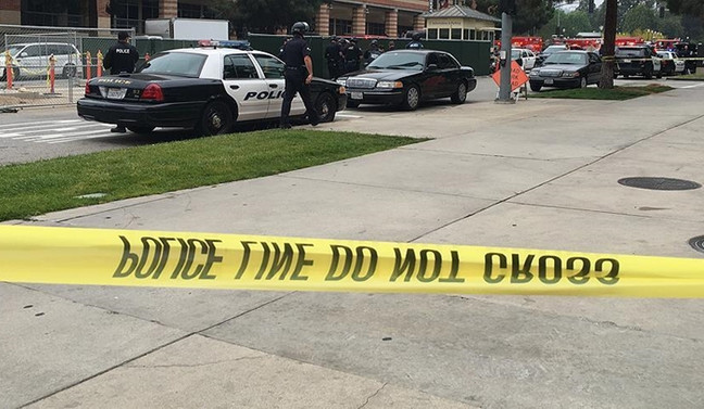 ABD'de okulda silahlı saldırı