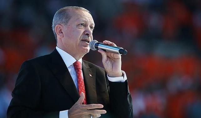 Erdoğan: Kurla bizi vuramazsınız