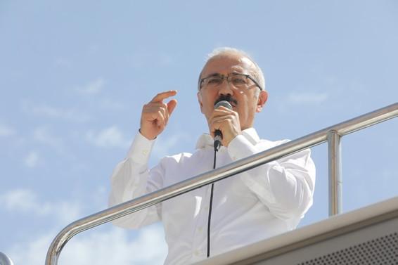 Bakan Elvan: Bütçe yönüyle sıkıntımız yok