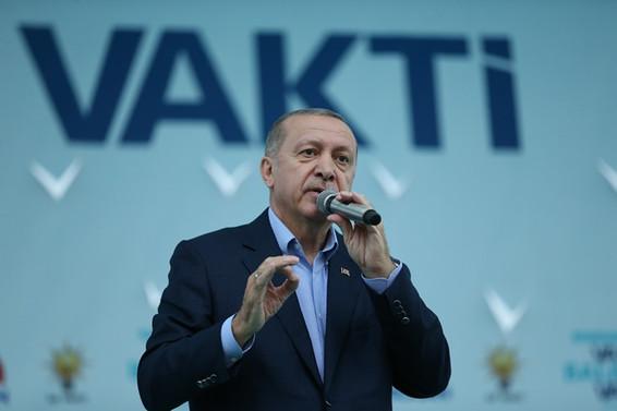 Erdoğan: 24 Haziran eski devir siyasetin tarihe karıştığı gün olacak