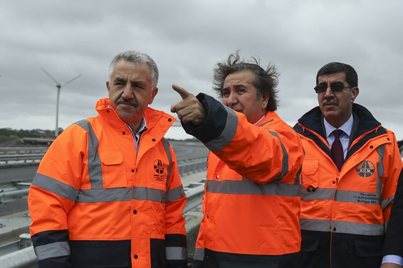 Arslan: Yeni Havalimanı'nda ilerleme seviyesi yüzde 90,5