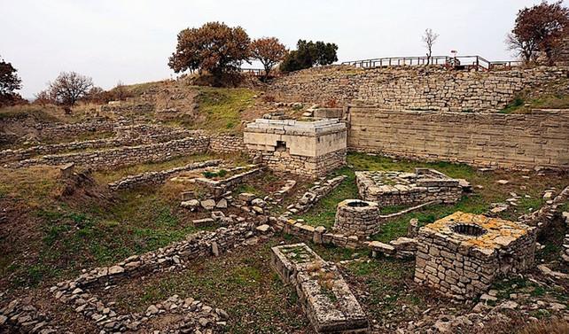 Anadolu'nun kadim değeri Troya ziyaretçilerini bekliyor