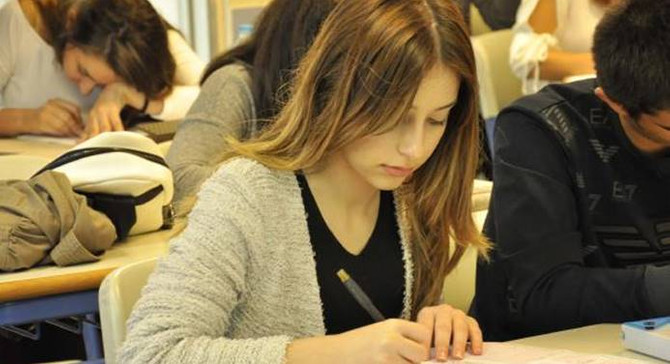 Liseye giriş sınavı için ek süre
