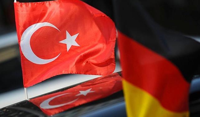 Türk ve Alman heyetleri yarın Ankara'da buluşacak