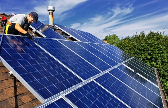 Güneş paneli ile aylık 800 lira ekstra gelir