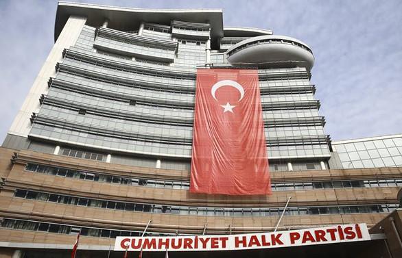 CHP'den Adalet Bakanlığına başvuru