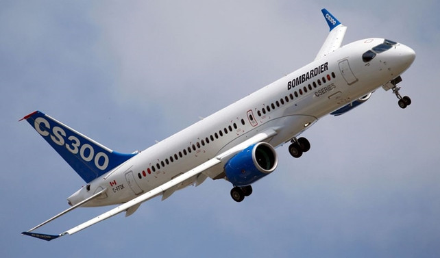 Bombardier, Air Baltic'e 30 adet uçak sattı