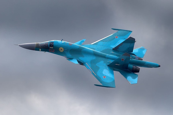 Rus uçakları, İsrail F16'larını engelledi