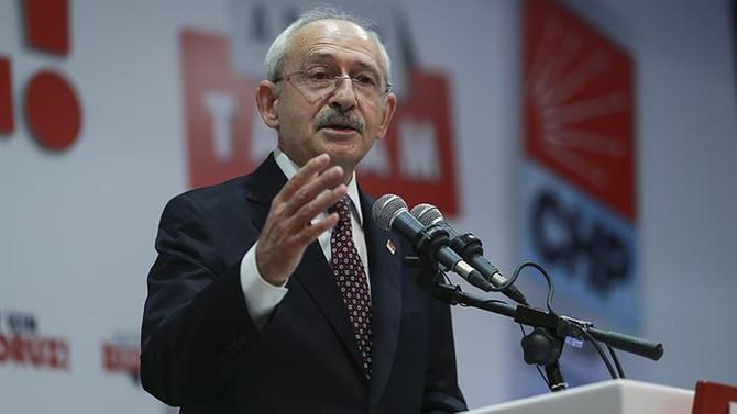 Kılıçdaroğlu: Merkez'e müdahale ederseniz suç işlersiniz