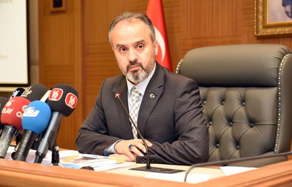 Bursa'ya 'kentsel dönüşüm' müjdesi