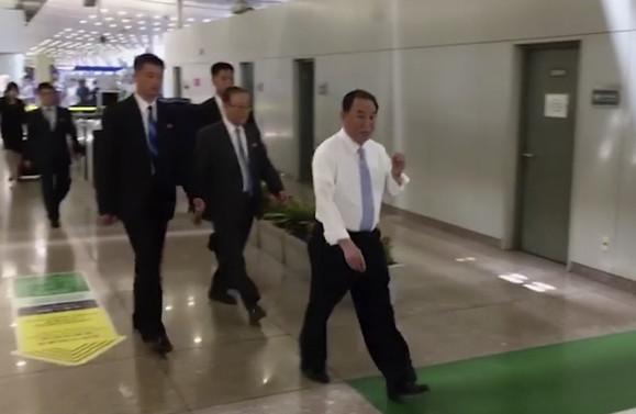Kuzey Kore heyeti ABD'ye gidiyor