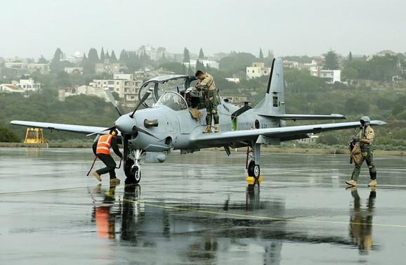 ABD Lübnan'a 4 saldırı uçağı hibe etti