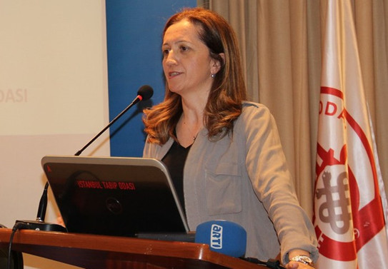 DİSK'in yeni genel başkanı Arzu Çerkezoğlu