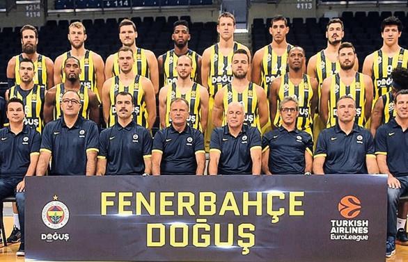 Üç finalle Fenerbahçe Doğuş'un kasasına 4 milyon euro girdi