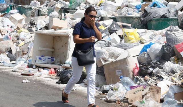 Beyrut'un çöplerini Türk şirketi toplayacak