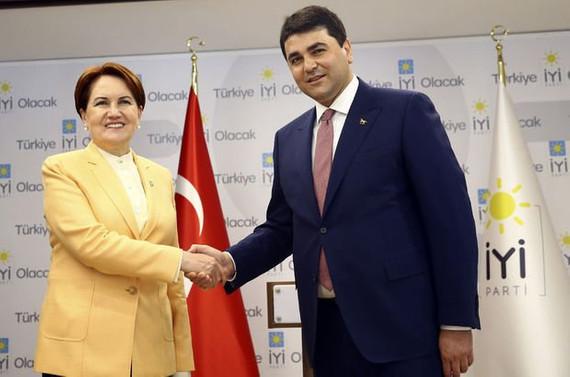 DP'nin cumhurbaşkanı adayı Akşener