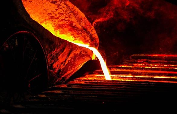 Çelik ihracatı 'Trump etkisi' ile miktar bazında düştü