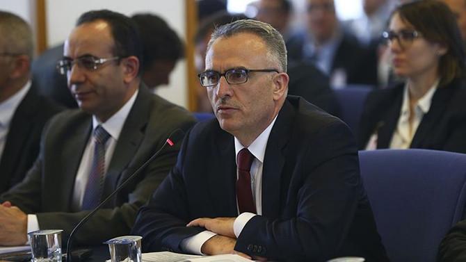 Maliye Bakanı Ağbal'dan 'bayram ikramiyesi' açıklaması