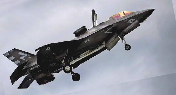 ABD: Türkiye'nin F-35'leri S-400'lere yakın bir yerde tutmasını istemeyiz