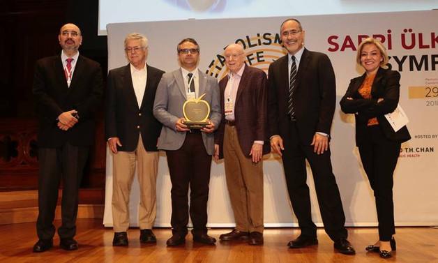 Sabri Ülker Bilim Ödülü'nün sahibi belli oldu