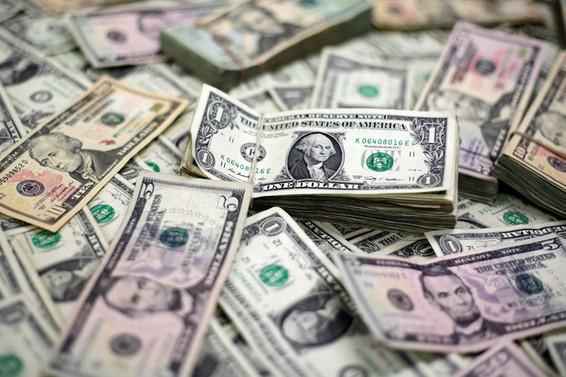 Dolar/TL'de değer kazancı yüzde 2'yi aştı