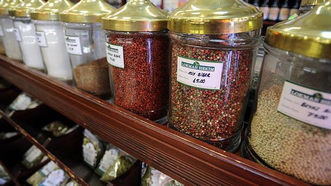 Baharat ihracatından 72 milyon dolar