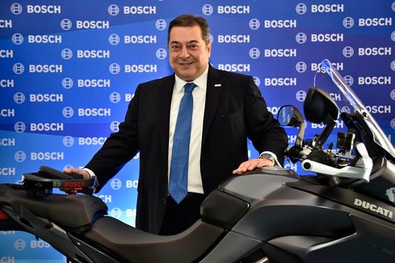 Bosch'un cirosu 15 milyar TL'ye ulaştı