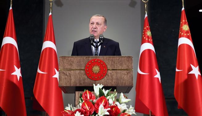 Erdoğan: 'Kur silahı'nı etkisiz hale getirmekte kararlıyız