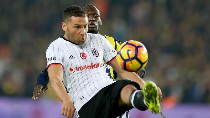 Beşiktaş, Tosic transferini KAP'a bildirdi