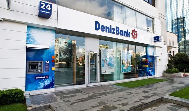 DenizBank'tan ilk çeyrekte 606 milyon lira kâr