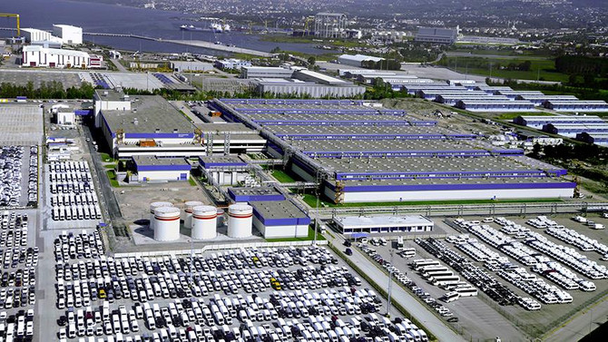 Otomotivde ihracatın yüzde 39'u Kocaeli'den