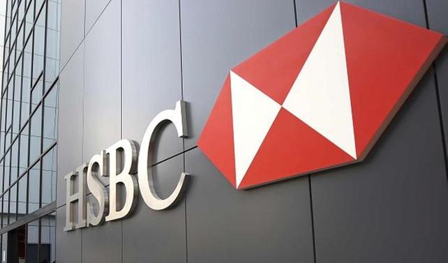 HSBC'nin kârı ilk çeyrekte yüzde 4 azaldı