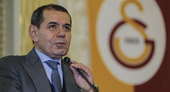 Özbek, Galatasaray başkanlığına adaylığını açıkladı
