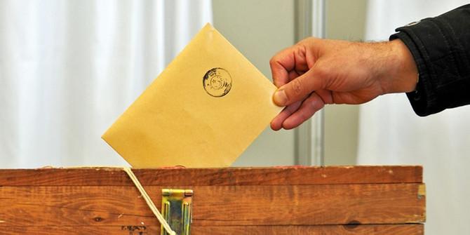 24 Haziran için 154 milyon 159 bin oy pusulası basılacak