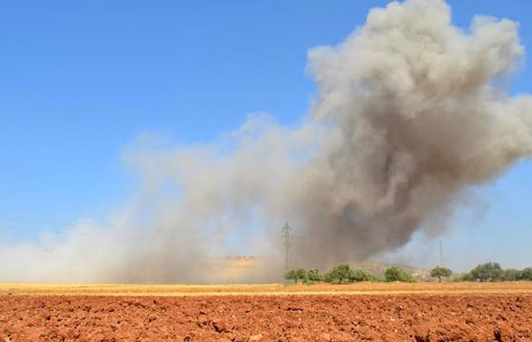 Irak savaş uçakları, Suriye'de DEAŞ mevzilerini bombaladı