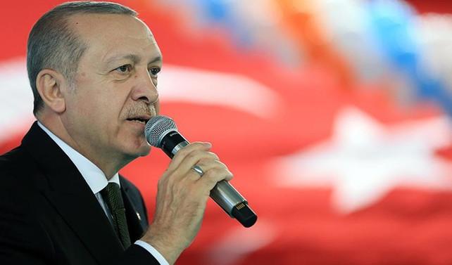 Cumhurbşakanı Erdoğan seçim manifestosunu açıklayacak