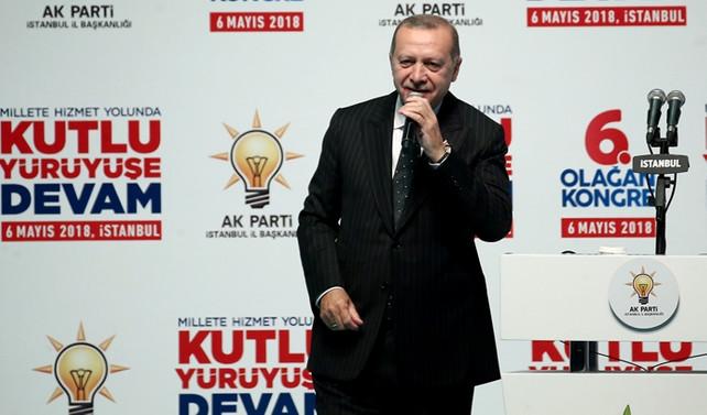 Erdoğan seçim manifestosunu açıkladı: Enflasyon, faiz ve cari açık düşecek