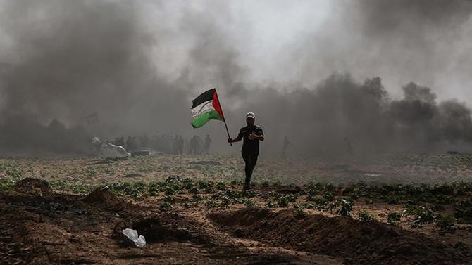 İsrail saldırısında 2 Filistinli hayatını kaybetti