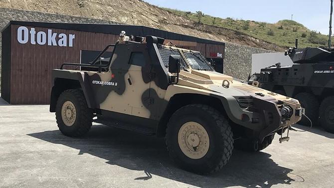 Türkiye'nin yeni zırhlısı görücüye çıkıyor