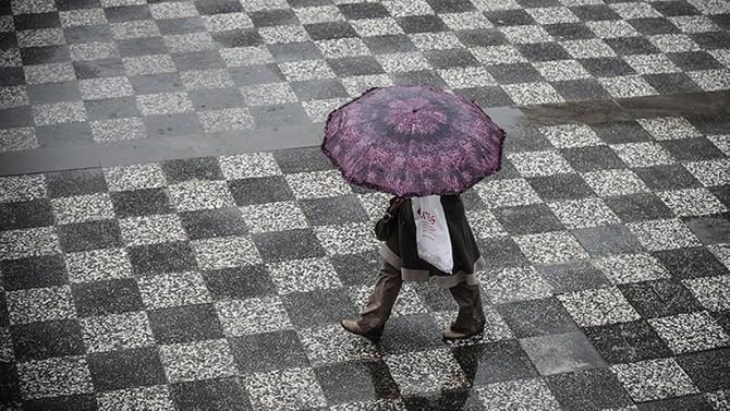 Meteorolojiden 14 il için yağış uyarısı