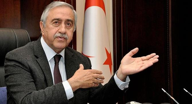 Akıncı: Türkiye'nin dışlanacağı bir durum söz konusu değildir