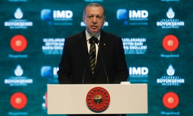 Erdoğan: Silahları PKK'lıların elinden topladık