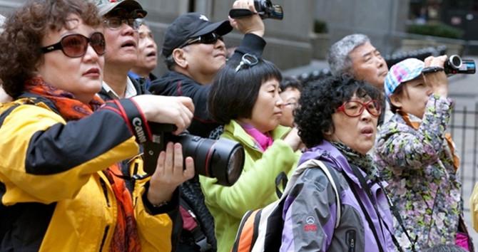 Turizmcilerden Çin'e yakın markaj