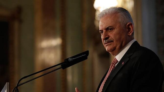 Yıldırım'dan AB'ye 'yabancı düşmanlığı' ve 'İslam karşıtlığı' eleştirisi
