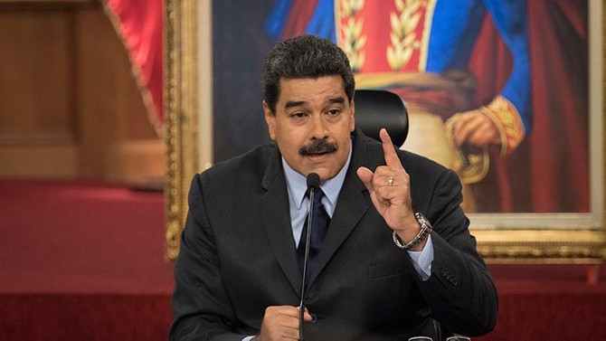 ABD'den Maduro'ya görevi bırakma çağrısı
