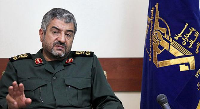 İranlı komutan: Avrupa ABD'den bağımsız karar veremez