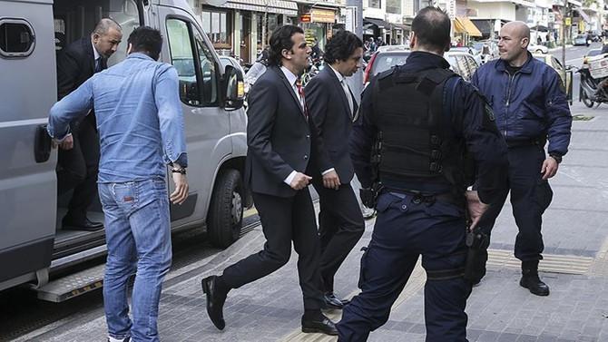 Yunan hükümetinden darbeciye verilen ilticaya iptal başvurusu