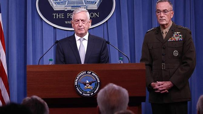 Mattis: İran nükleer anlaşmasını uzun dönemde yetersiz bulduk